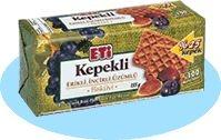 Biscuiti digestivi cu prune, smochine si stafide ETI Burcak