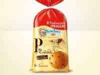 Briose cu ciocolata Pan Goccioli Mulino Bianco