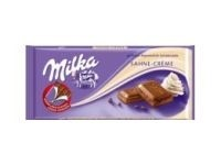 Ciocolata Milka Sahne Creme