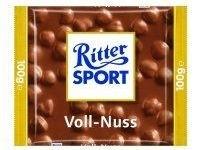 Ciocolata cu biscuiti Ritter Sport