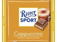Ciocolata cu crema de cappuccino Ritter Sport