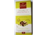 Ciocolata cu crema de fistic Desir de Pistaches  Emoti