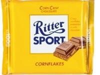 Ciocolata cu fulgi de porumb Ritter Sport