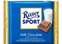 Ciocolata cu lapte Ritter Sport