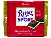 Ciocolata cu martipan Ritter Sport