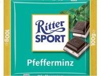 Ciocolata cu menta Ritter Sport