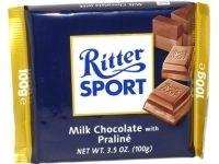 Ciocolata cu praline Ritter Sport