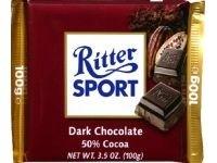 Ciocolata neagra Ritter Sport