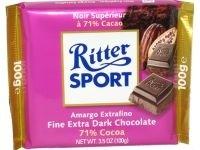 Ciocolata neagra extra dark Ritter Sport