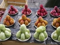 Fruct de cactus (Prickly pears)
