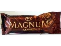 Inghetata vanilie cu glazura ciocolata Clasic  Magnum Algida