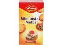 Paine prajita Mini Tostas Melba