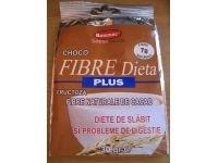 Supliment de fibre din cacao Dieta Plus Rommac