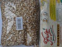 Fulgi de grau germinat Granovit