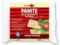 Panite integrale Nutrizzia (cereale extrudate)