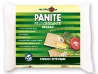 Panite graham Nutrizzia (cereale extrudate)